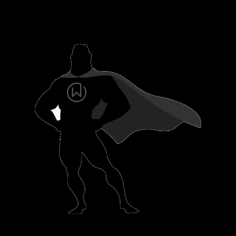 walkwise superhero